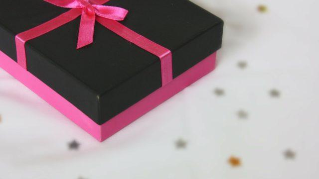プレゼントにミニ財布